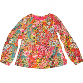 Oilily schöne Bluse Babs Sea of Flower Bunt