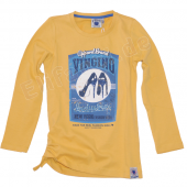 Vingino M�dchen LA-Shirt Karrie old Yellow