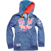 Vingino Boys warme Sweatjacke Jaimy Blau