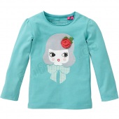 Cakewalk LA-Shirt Kacy Girl Ice Green Blau