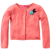 Cakewalk Cardigan Phila Blume Rose Rot