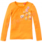 Cakewalk LA Shirt Kaity Apricot Orange