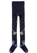 Cakewalk bequeme Strumpfhose Abby Night Blue