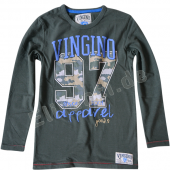 Vingino Boys LA-Shirt Keaton stone grey