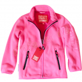 Ticket to Heaven Manda Fleecejacke Pink