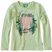 Vingino M�dchen LA-Shirt Kanisha Blow Green