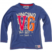Vingino Boys LA-Shirt Janko true Navy Blau