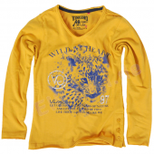 Vingino M�dchen LA-Shirt Jacqi old Yellow