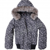Vingino M�dchen Winter Jacke Tulay mid Grey