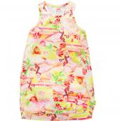 Oilily bequemes Kleid Tielke Dress Print Pink