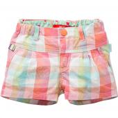 Oilily Shorts Paxie Karo Farbig Orange