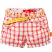 Oilily tolle Shorts Petit Karo Rot Weiß