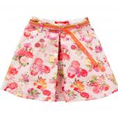 Oilily Rock Saskia Skirt Flower Pink