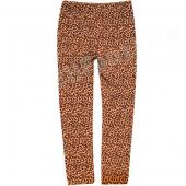 Pampolina Leggings Leopardmuster Grau