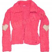 Cakewalk Cardigan Pieke Strickjacke Cherry