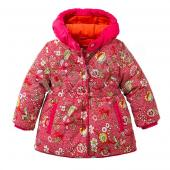 Oilily Jacket Cyra Parka pink Magic Rot