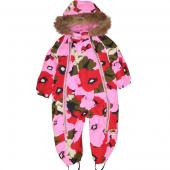 Ticket to Heaven Ottoman Schneeanzug Suit Rosa