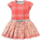 Oilily tolles Kleid Dottie dress Orange