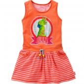 Oilily Kleid Tjungle Jersey-dress Orange