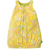 Oilily Kleid Troffie Jersey-dress Yellow Gelb