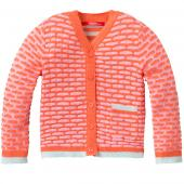 Oilily Strick Cardigan Kers light Pink