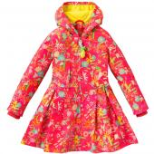 Oilily Cuby Coat Mantel Flower Pink