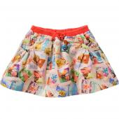 Oilily Rock Summer Skirt Polaroid Print Bunt