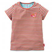 Oilily T-Shirt Ti gestreift Orange Blau