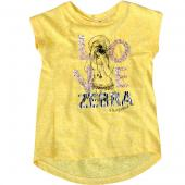 Pampolina T-Shirt Tunika Yellow Gelb