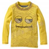 Oilily cooles LA-Shirt Tubbo Booh Yellow Gelb