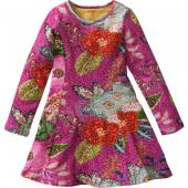 Oilily tolles Kleid Twirly Sweeat Dress Pink