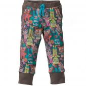 Oilily tolle Tupp Jersey Hose Monster Braun