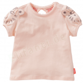 Oilily tolles T-Shirt Tabby tiger sleeves Pink