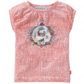 Oilily Jersey T-Shirt Tolla holiday Rot