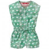 Oilily toller Overall Omato Dots Grün