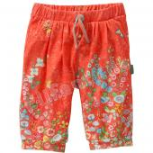 Oilily bequeme Hose Track jersey Pants Orange