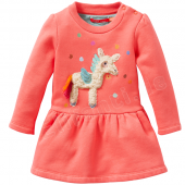 Oilily Hupz Dress Kleid Little Pony Orange