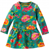 Oilily Tampere Dress Kleid Flower Green