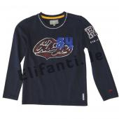 Carbone CRB Boys tricot Pullover in navy Blau