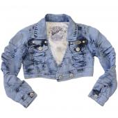 Carbone pre Spring 2012 stretch denim jacket