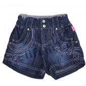 Pampolina Hosenrock Shorts blue denim